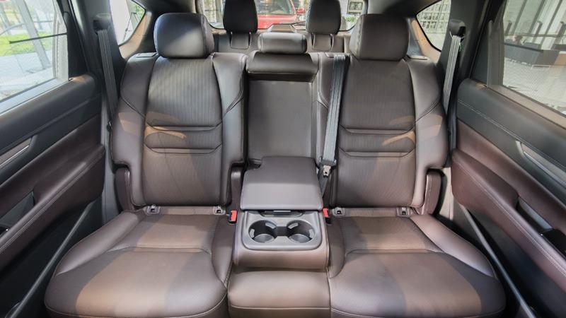 Mazda CX-8 2019 chính thức bán tại Việt Nam - giá từ 1,149 tỷ đồng - Ảnh 5