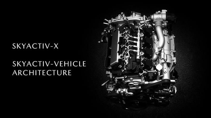 Động cơ Skyactiv-X và khung gầm Skyactiv-Vehicle Architecture của Mazda - Ảnh 2