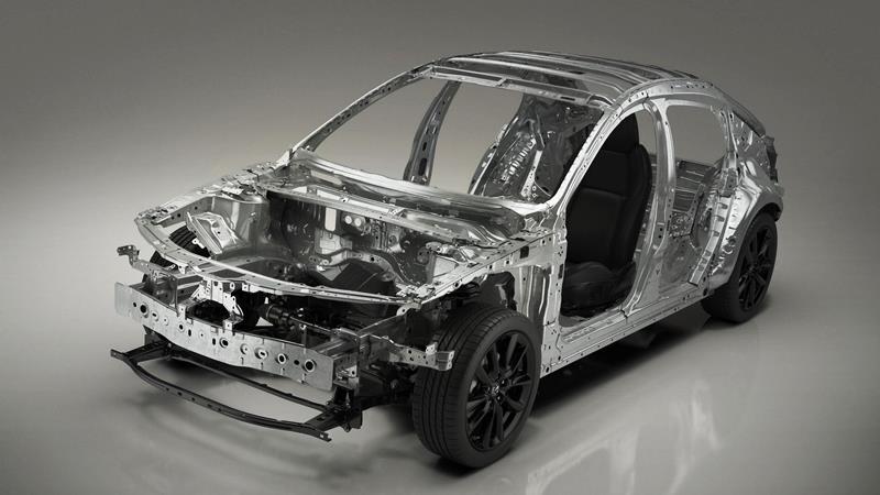 Động cơ Skyactiv-X và khung gầm Skyactiv-Vehicle Architecture của Mazda - Ảnh 3