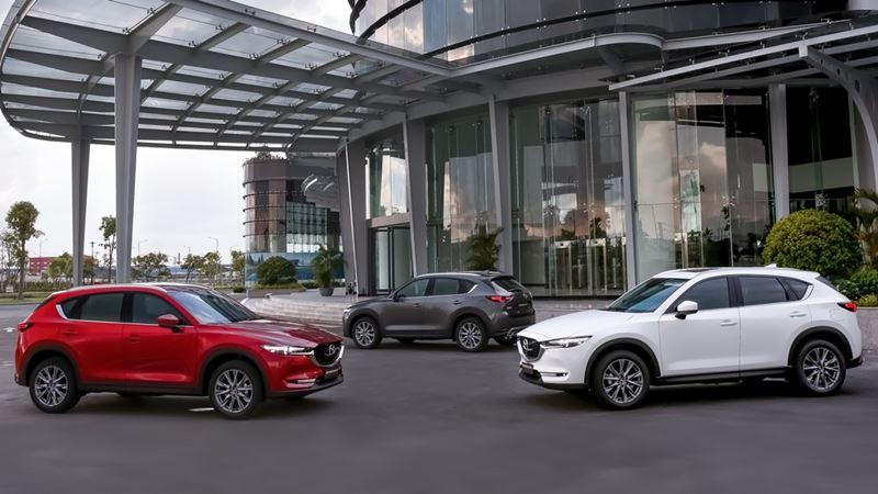 Những thay đổi nâng cấp mới trên Mazda CX-5 2019 so với phiên bản cũ - Ảnh 1
