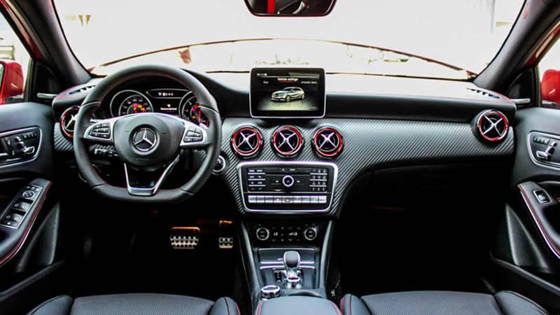 Đánh giá xe Mercedes-Benz A-Class 2018 - Hình 2