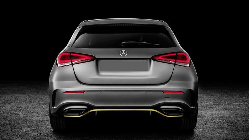 Mercedes-Benz A-Class sedan sẽ được khai trương tại Triển lãm ô tô Bắc Kinh sắp diễn ra - Hình 2