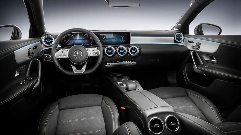 Chi tiết xe Mercedes A-Class 2019 thế hệ mới - Ảnh 8