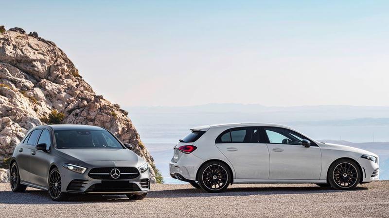 Mercedes-Benz A-Class 2019 có thêm phiên bản mới A200d và A220d - Hình 2