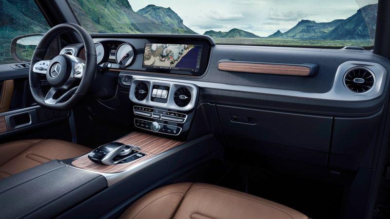 Đánh giá xe Mercedes-Benz G-Class 2018 - Hình 2