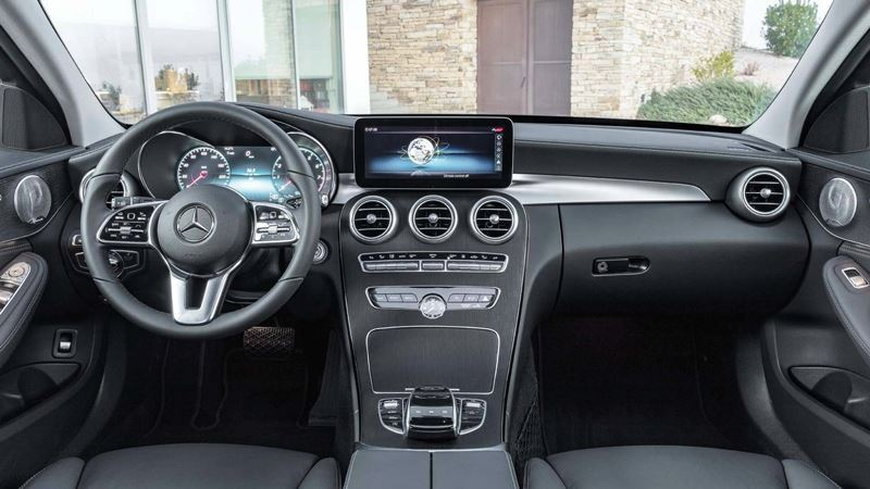 Mercedes C-Class 2019 phiên bản mới nâng cấp - Ảnh 4