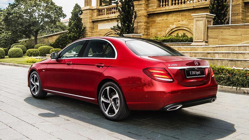 So sánh khác biệt giữa Mercedes E200 và E200 Sport mới tại Việt Nam - Ảnh 7