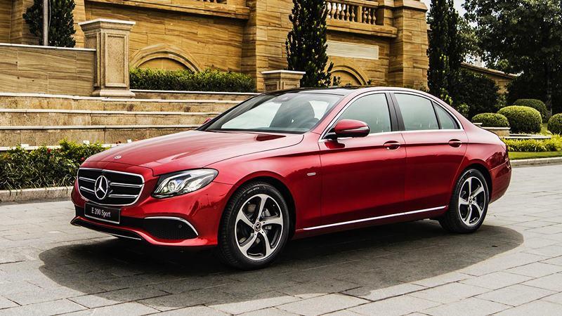 Bảng giá xe Mercedes 2020 mới tại Việt Nam - Ảnh 6