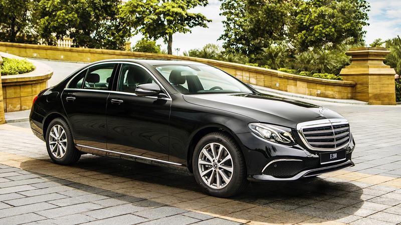 Bảng giá xe Mercedes 2020 mới tại Việt Nam - Ảnh 5