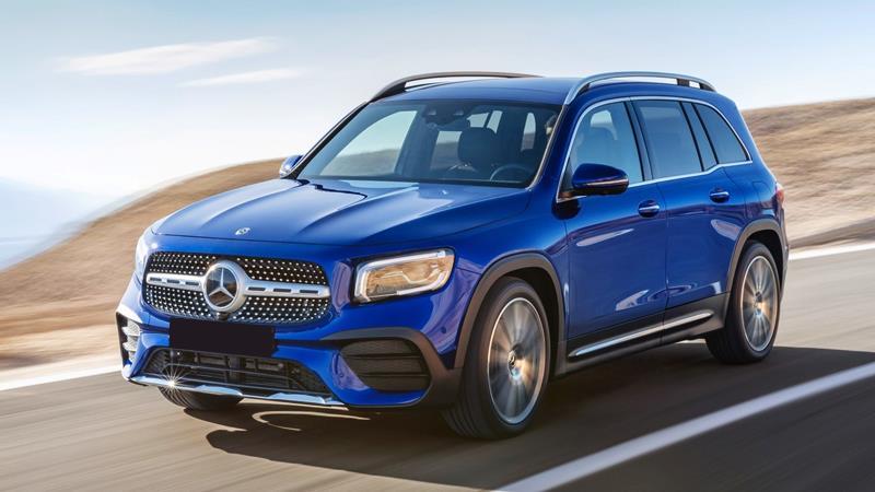 Giá bán xe 7 chỗ Mercedes GLB 2020 tại Việt Nam từ 1,95 tỷ đồng - Ảnh 2