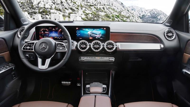 Giá bán xe 7 chỗ Mercedes GLB 2020 tại Việt Nam từ 1,95 tỷ đồng - Ảnh 4