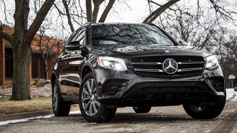 Đánh giá Mercedes GLC 2016 phiên bản GLC 300 - Ảnh 1