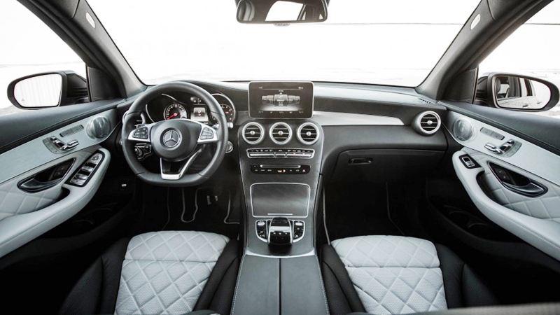 Đánh giá Mercedes GLC 2016 phiên bản GLC 300 - Ảnh 10