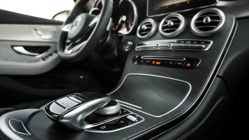 Đánh giá Mercedes GLC 2016 phiên bản GLC 300 - Ảnh 13
