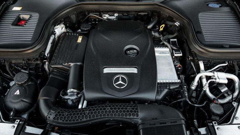 Đánh giá Mercedes GLC 2016 phiên bản GLC 300 - Ảnh 6
