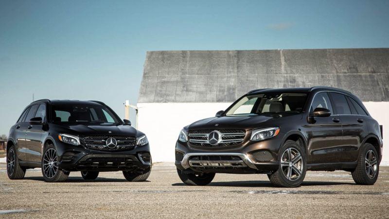 Đánh giá Mercedes GLC 2016 phiên bản GLC 300 - Ảnh 4