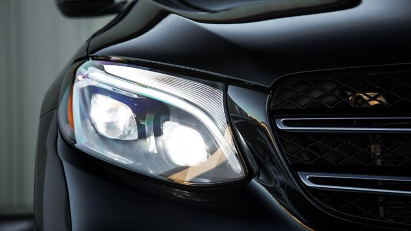 Đánh giá Mercedes GLC 2016 phiên bản GLC 300 - Ảnh 7