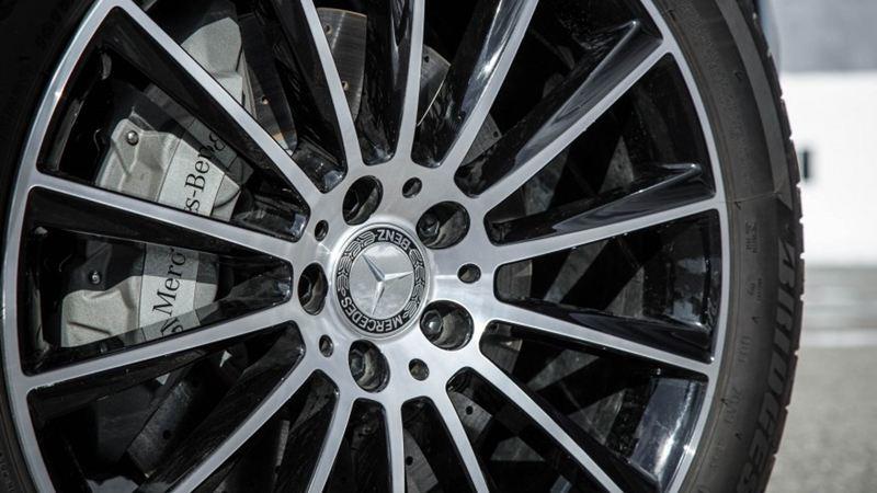 Đánh giá Mercedes GLC 2016 phiên bản GLC 300 - Ảnh 8