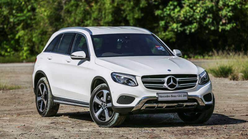 Mercedes-Benz GLC 200 xuất hiện tại các đại lý với giá dự kiến 1,679 tỷ đồng - Hình 1
