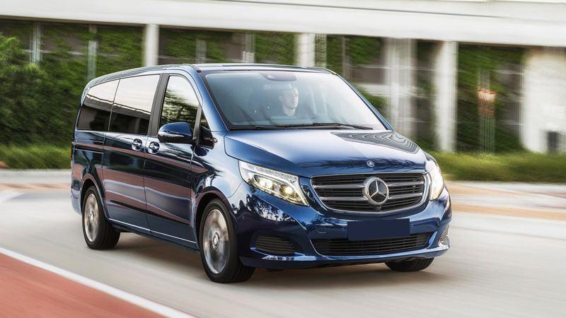 Bảng giá xe Mercedes 2020 mới tại Việt Nam - Ảnh 16