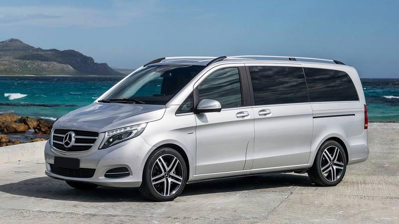 Giá bán và thông tin chi tiết xe 7 chỗ Mercedes V-Class tại Việt Nam - Ảnh 2