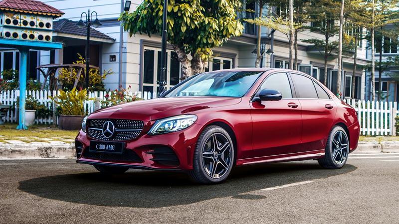 Bảng giá xe Mercedes 2020 mới tại Việt Nam - Ảnh 4