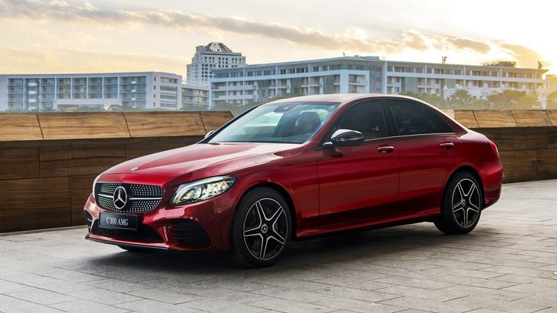 So sánh Audi A4, BMW 3-Series, Mercedes C-Class, Volvo S60 2021 - Ảnh 8