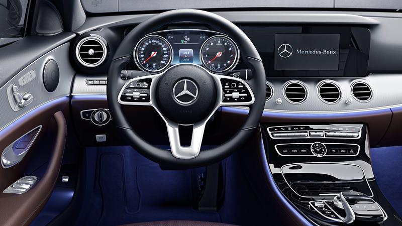 Chi tiết xe Mercedes E 200 Sport 2019 mới bán tại Việt Nam - Ảnh 7
