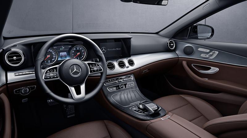 Chi tiết xe Mercedes E 200 Sport 2019 mới bán tại Việt Nam - Ảnh 6