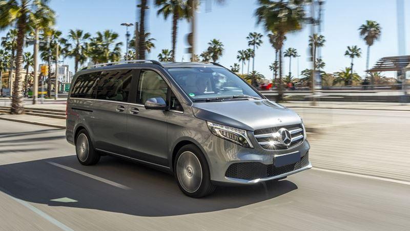 Giá bán xe 7 chỗ Mercedes V-Class 2020 tại Việt Nam từ 2,579 tỷ đồng - Ảnh 1