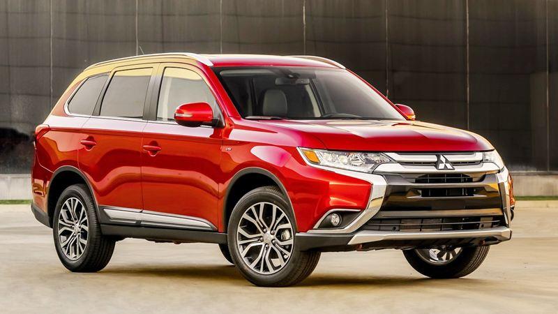 So sánh xe Mitsubishi Outlander và Mazda CX-5 2018 - Ảnh 5
