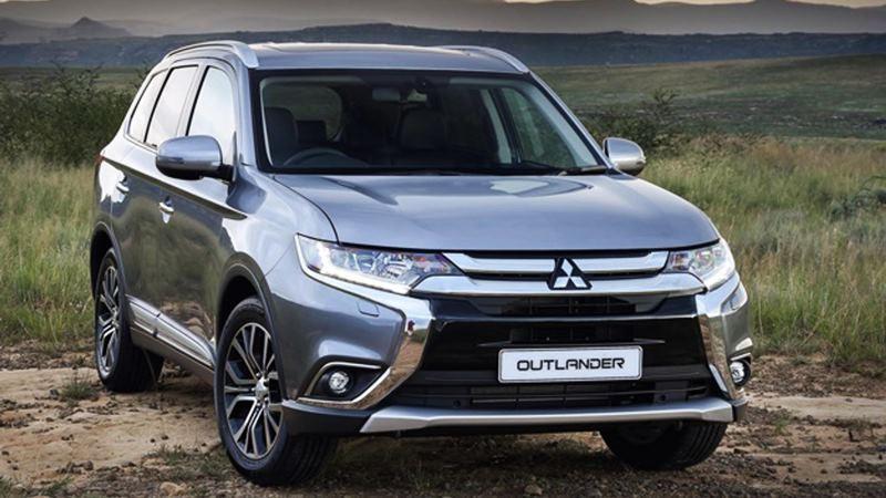 Đánh giá xe Mitsubishi Outlander 2018 - Hình 1