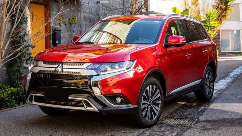 Mitsubishi Outlander 2020 mới nâng cấp thiết kế và trang bị - Ảnh 2