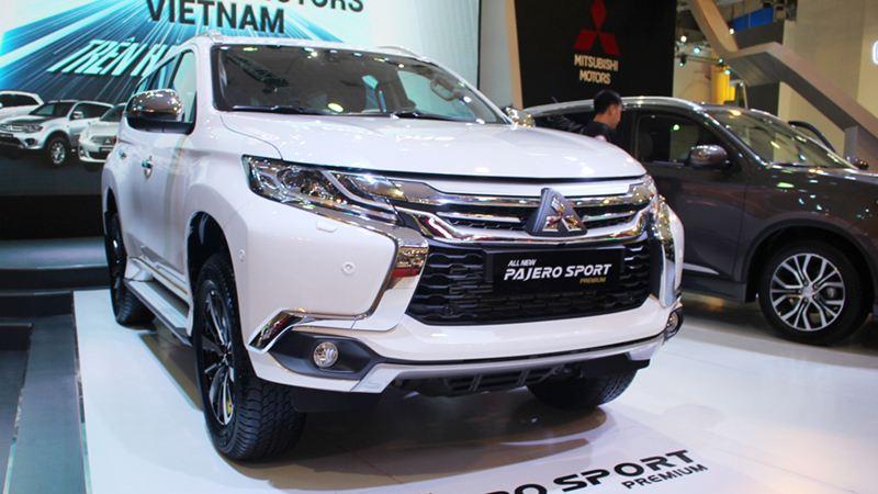 So sánh xe Mitsubishi Pajero Sport và Chevrolet Trailblazer 2018 - Ảnh 9
