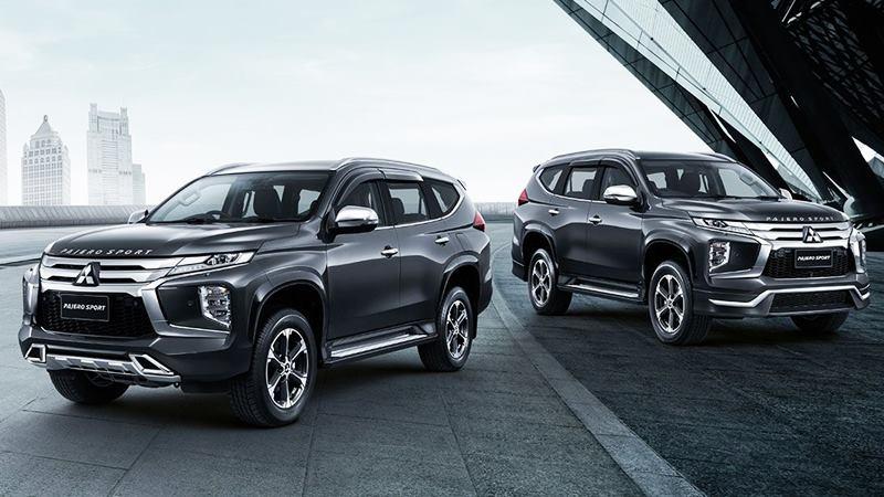 Những nâng cấp mới trên xe Mitsubishi Pajero Sport 2020 - Ảnh 1