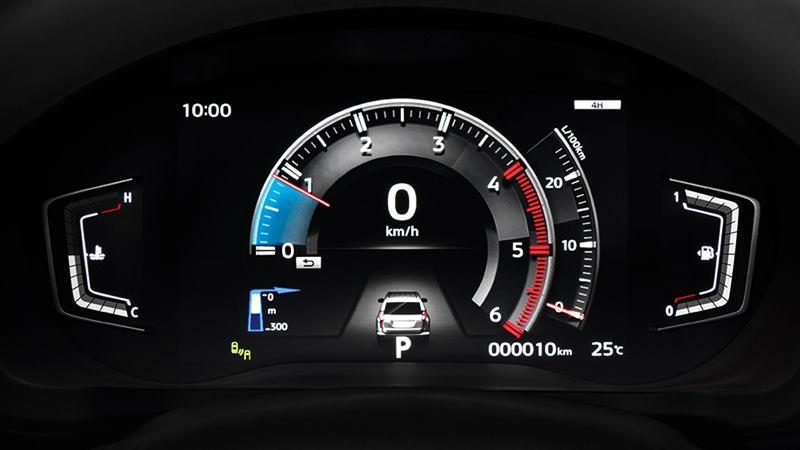 Những nâng cấp mới trên xe Mitsubishi Pajero Sport 2020 - Ảnh 6