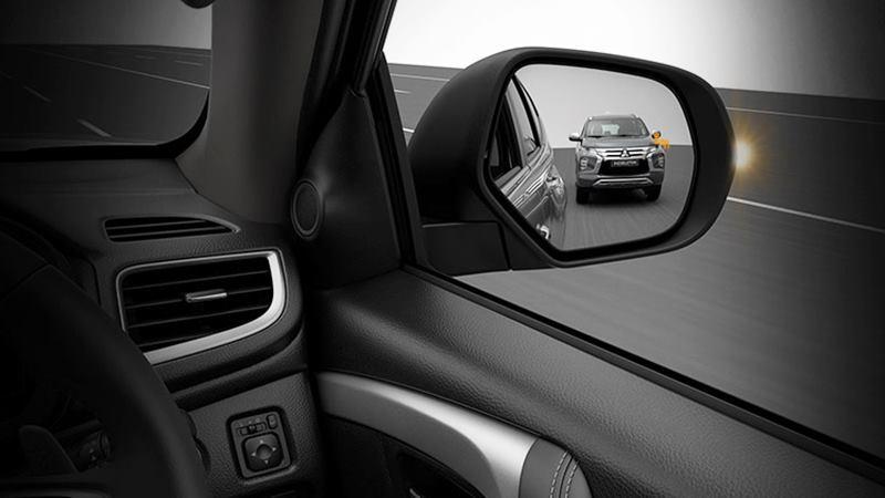 Những nâng cấp mới trên xe Mitsubishi Pajero Sport 2020 - Ảnh 8