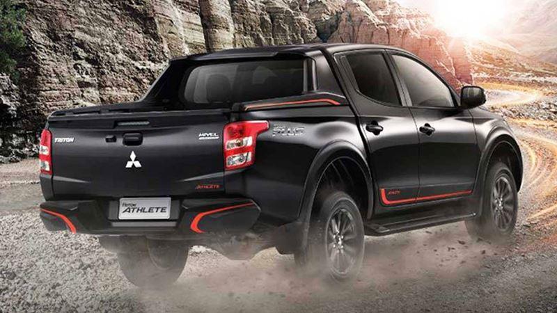 Mitsubishi Triton Athlete 4x2AT 2018 có giá 746 triệu tại Việt Nam - Ảnh 7