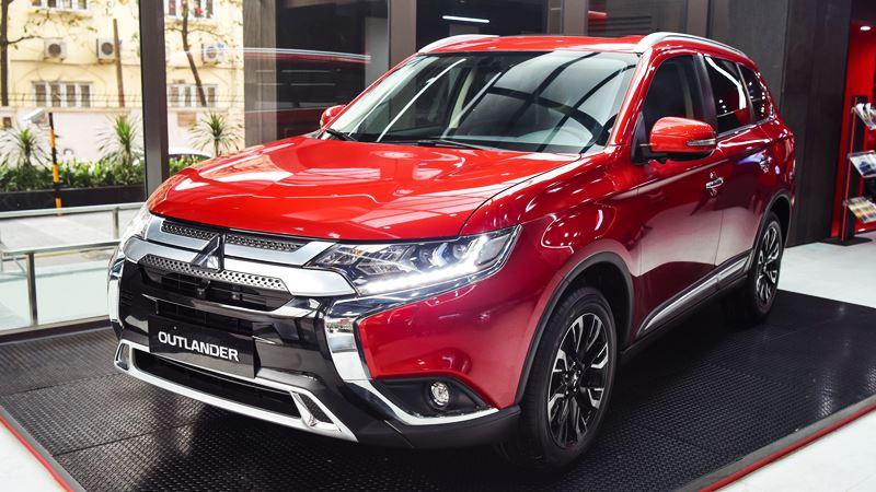 So sánh trang bị 3 phiên bản Mitsubishi Outlander 2020 mới - Ảnh 7