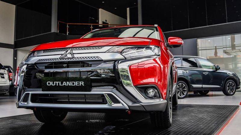 Những điểm thay đổi mới trên Mitsubishi Outlander 2020 tại Việt Nam - Ảnh 1