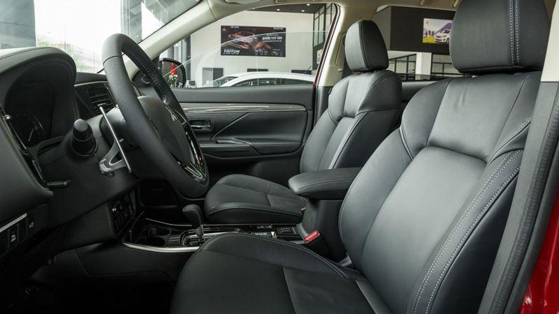 Thông số kỹ thuật và trang bị xe Mitsubishi Outlander 2020 tại Việt Nam - Ảnh 5