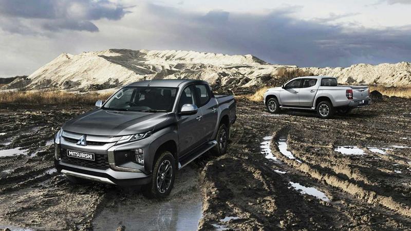Mitsubishi Triton 2019 chính thức bán tại Việt Nam - giá từ 730 triệu - Ảnh 6