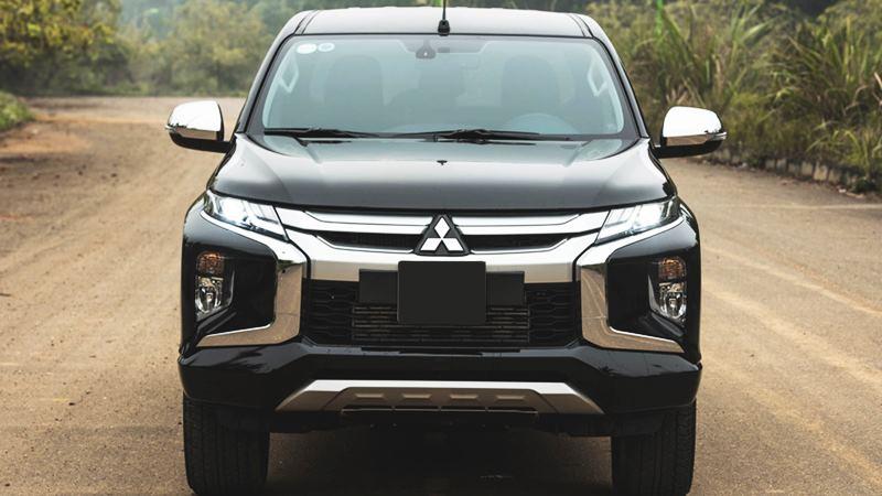 Chi tiết bản cao cấp Mitsubishi Triton 4X4 AT MIVEC 2019 tại Việt Nam - Ảnh 2