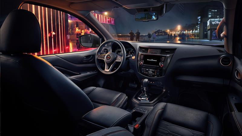 Chi tiết xe Nissan Navara 2021 bản cao cấp PRO4X - Ảnh 4