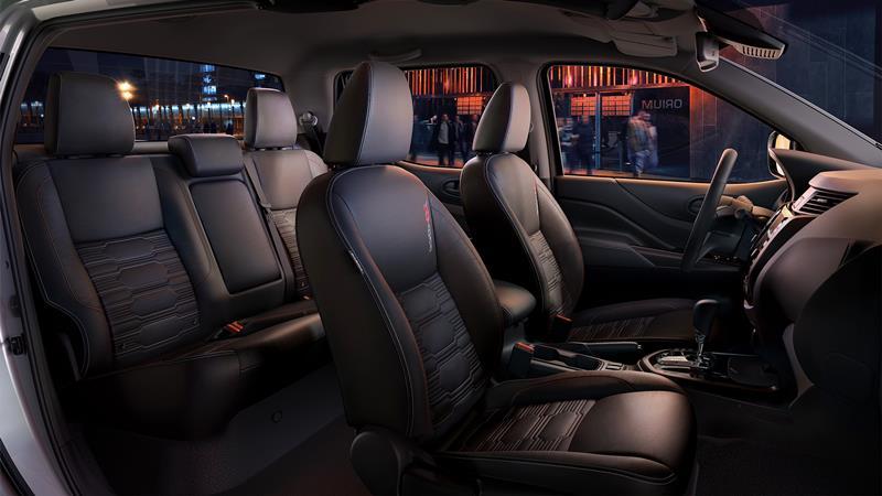 Chi tiết xe Nissan Navara 2021 bản cao cấp PRO4X - Ảnh 5