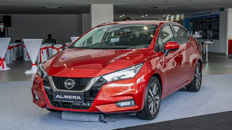 Nissan Almera 2021 thay thế mẫu Sunny tại Việt Nam - Ảnh 1