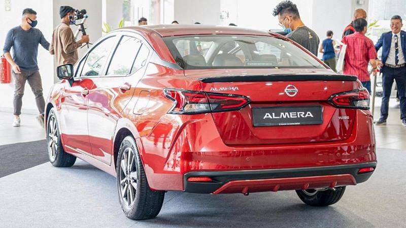 Nissan Almera 2021 thay thế mẫu Sunny tại Việt Nam - Ảnh 2