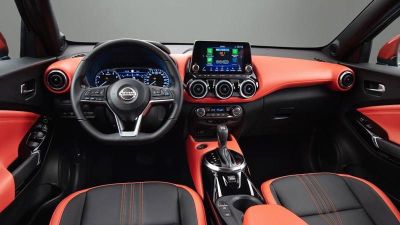 SUV cỡ nhỏ thể thao Nissan Juke 2020 thế hệ mới - Ảnh 6