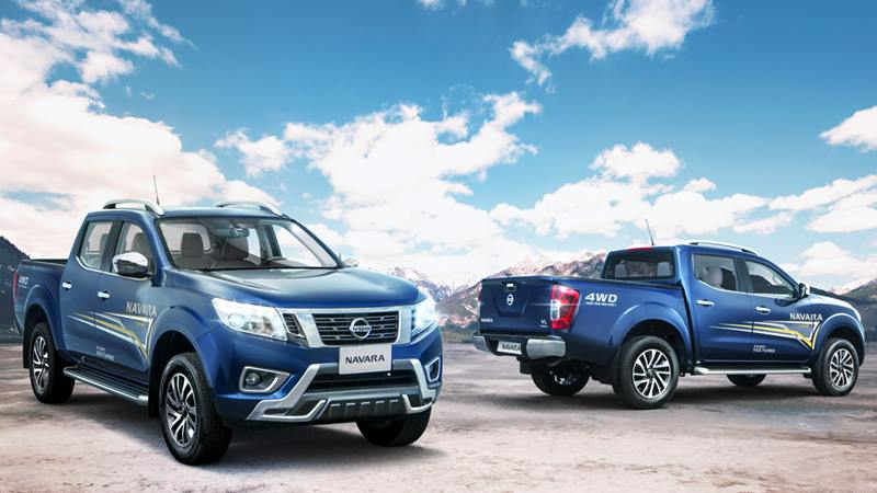 Giá xe Nissan Navara 2018 - Hình 1