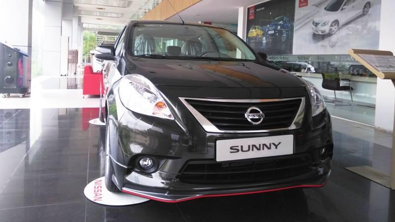 Nissan Sunny - Hoàn hảo cho người mua xe lần đầu - Hình 1